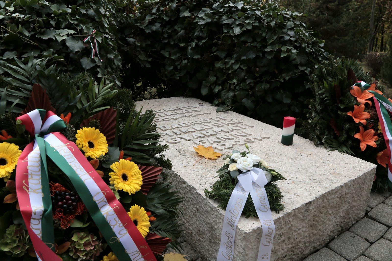 Jewish Cemetery in Budapest