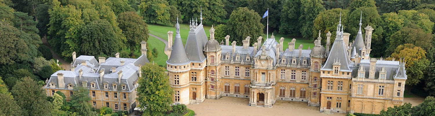 Waddesdon – A Rothschild House and Gardens