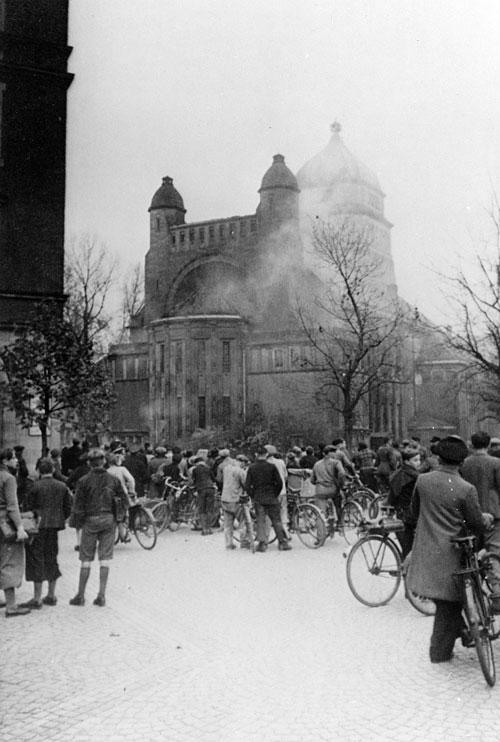 The Kristallnacht Pogrom Exhibition