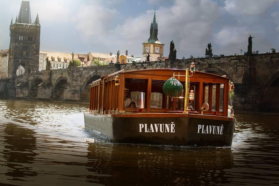 Prague Historical River Cruise