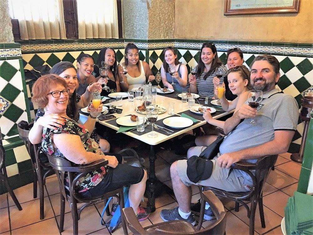 Devour Madrid Food Tour