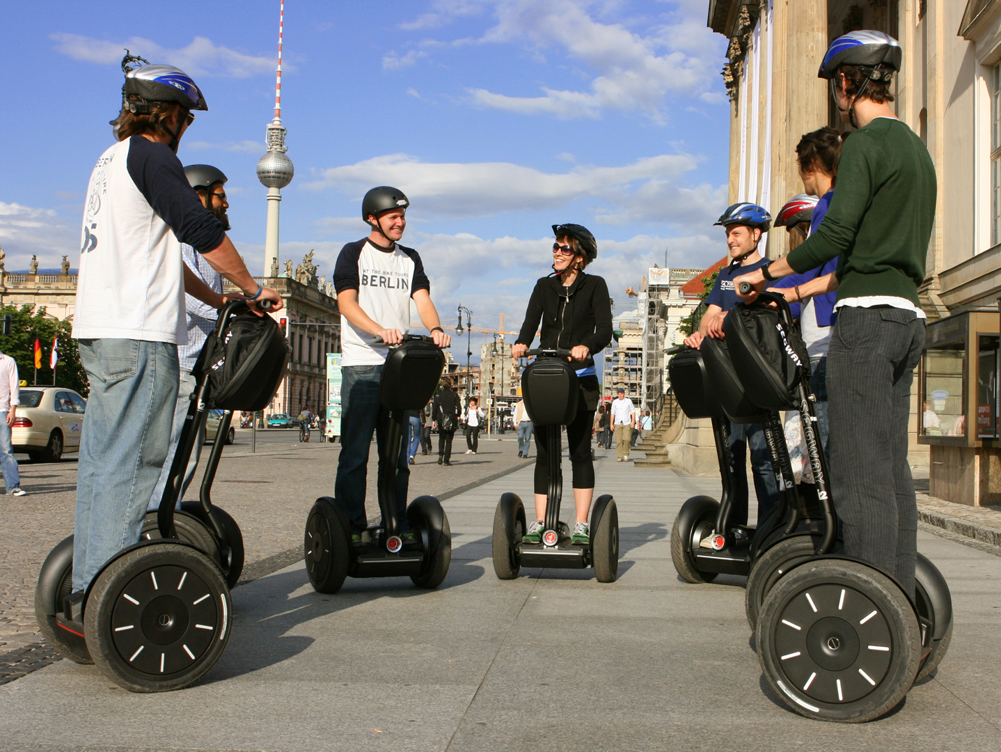 Fat Tire Tours Berlin