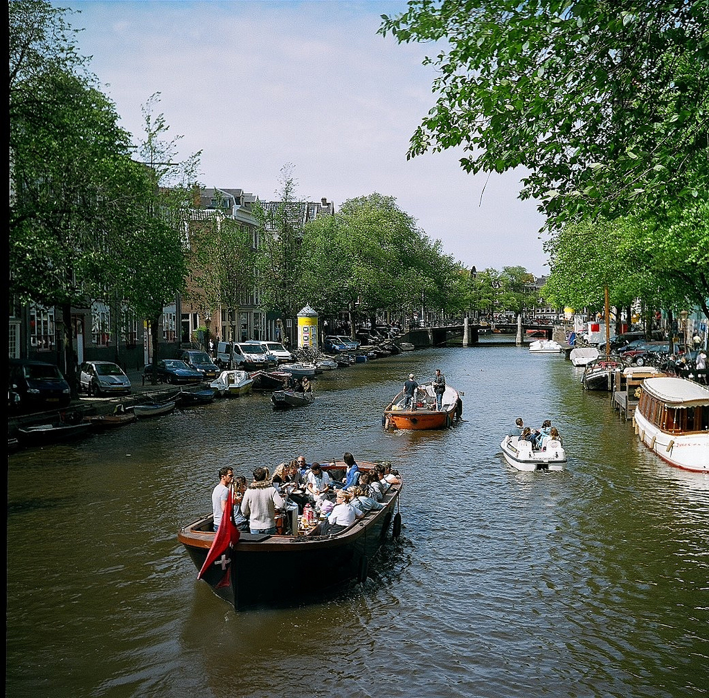 Friendship Amsterdam Canal Cruise
