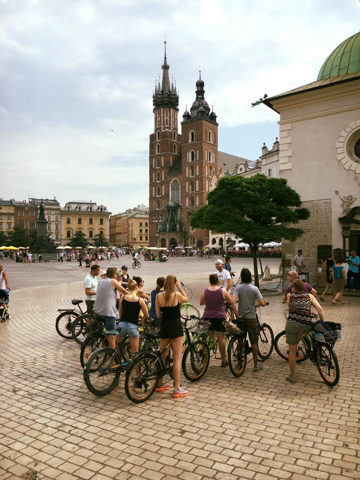 Kraków Bike Day Tour