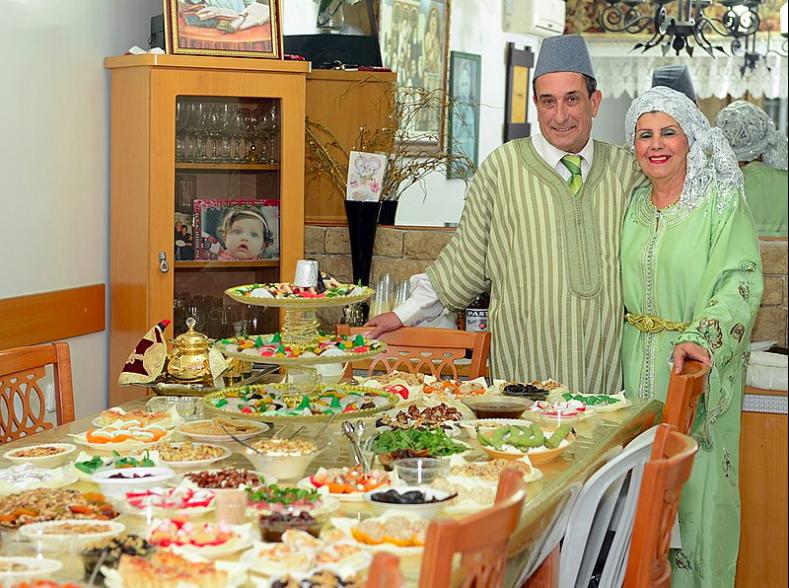 Mimouna in Ashdod