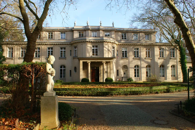 House of The Wannsee Conference