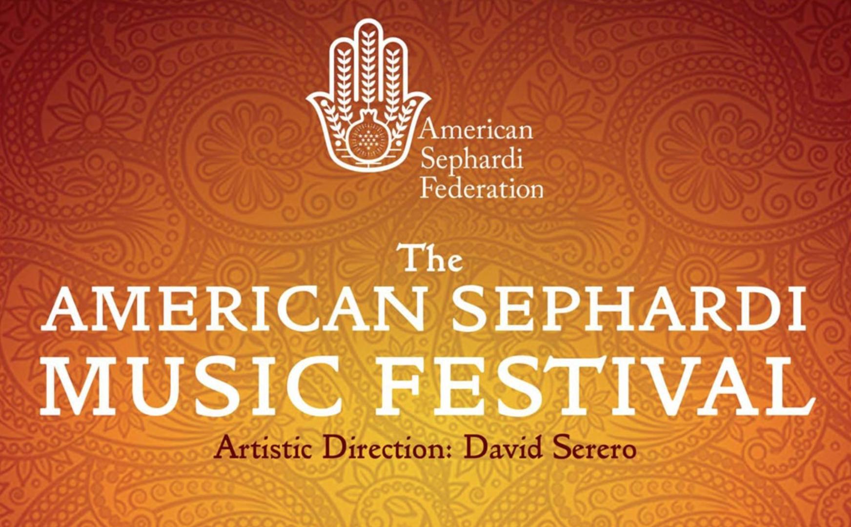 American Sephardic Music Festival