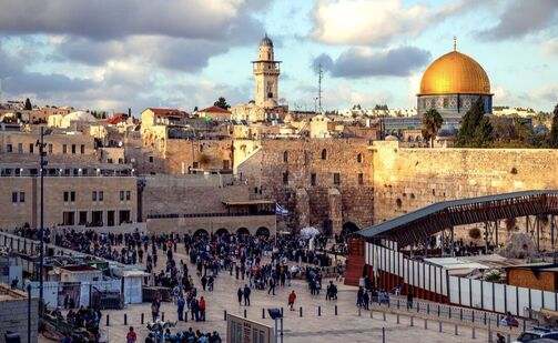Israel Private Tours | Touring with Tami