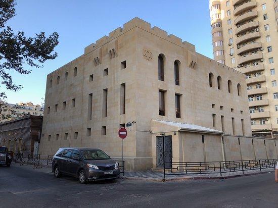 Ashkenazi Georgian Synagogues