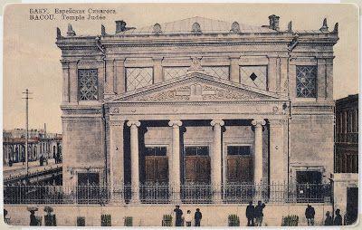 Baku Jewish Historical Tour