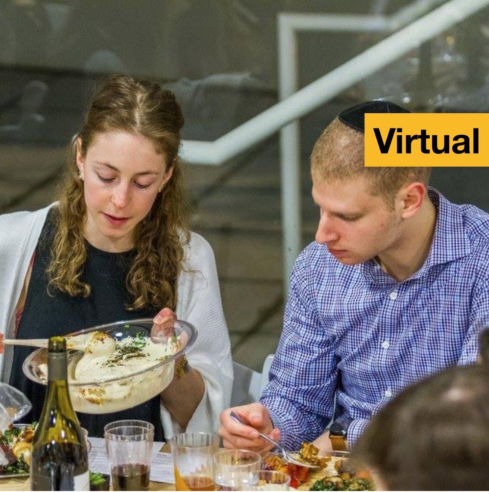 One Table Virtual Shabbat