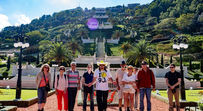 Free Haifa Tour
