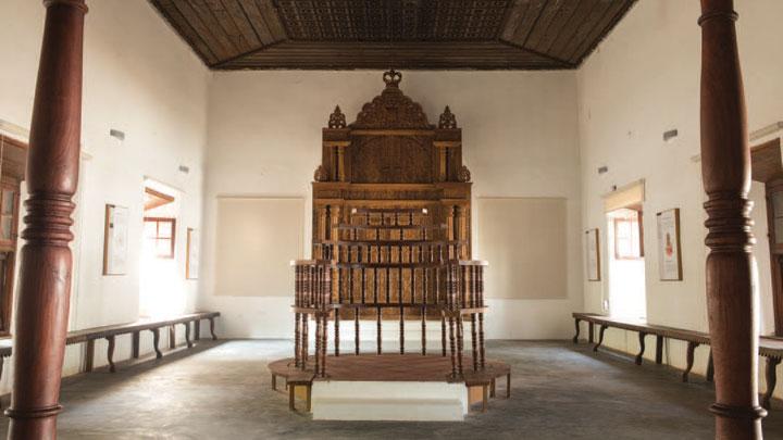 Jewish life in Muziris India