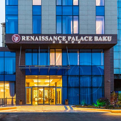 Renaissance Palace Hotel