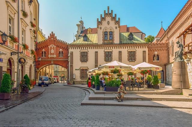 Virtual Krakow
