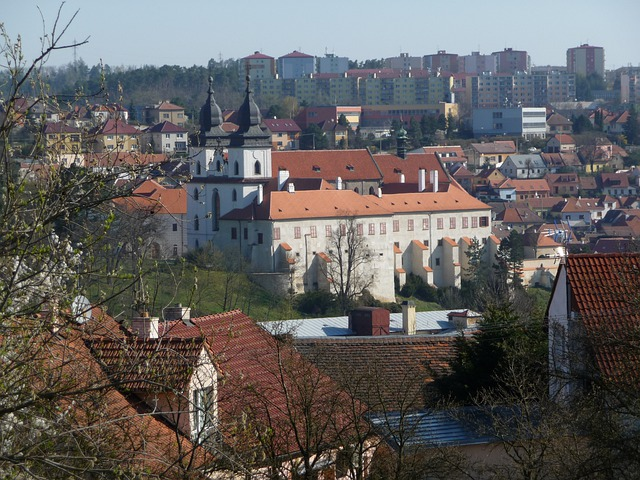 The Town of Trebic